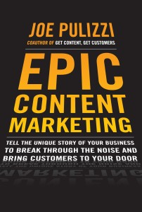 Epic Content Marketing - book