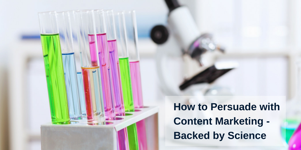 How to Persuade with Content Marketing