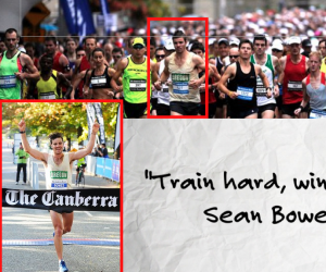 Sean Bowes - Train Hard Win Easy