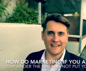 How to do marketing if you are shy - AdamFranklin 67